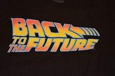 Back to the Future - Black - Licensed by Universal - Men's T-Shirt - Nwt