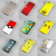 POKEMON POKEBALL PIKACHU 3D FULLY WRAPPED PHONE CASE COVER FOR IPHONE OR SAMSUNG