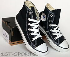 CONVERSE KIDS / YOUTHS SHOES, TRAINERS ALL STAR HI TOP UK 10.5 to 1.5 BLACK