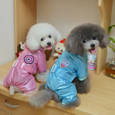 New Dog Clothes Winter Warm Dogs Padded Down Jacket Pets Puppy Dog For Sale XS M