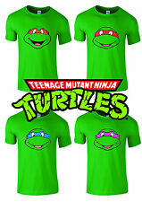 Teenage Mutant Ninja Turtles tshirt T-Shirt Birthday Present Mens Unisex Kids