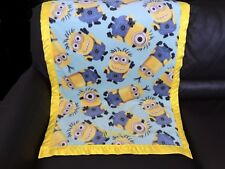 Minions Despicable ME  Personalized Fleece Blanket