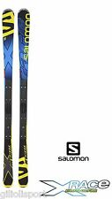 SKI SALOMON X RACE + RACE PLATE XX + BINDINGS X12 LAB Season 14/15 SCI