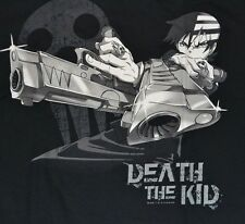 Death the Kid T-Shirt Adult Men's Tee Brand New with Tags
