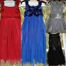 *NWT* Girls Biscotti Dresses-Special Occasion-Event-Holiday-4 Styles!