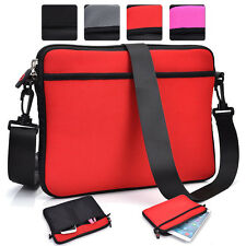 Kroo SC5 Protective 10 Tablet & e-reader Shoulder Messenger Travel Bag Case