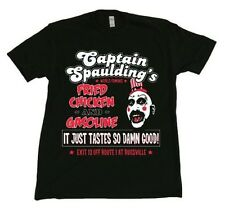 House of a Thousand Corpses Captain Spaulding t-shirt Rob Zombie Movie Limited