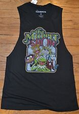 Disney Muppets THE MUPPET SHOW Cut off T-Shirt Tank Sleevless Top
