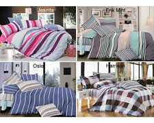 NEW Ardor Home Doona Duvet Quilt Cover Set Single Double Queen King Size Bed