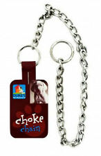 Dog Training Collar Choke Chain by Dukes Pet Products NEW high quality metal