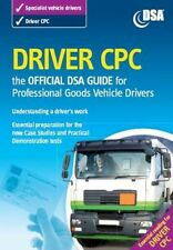 NEW Driver Cpc - The Official Dsa Guide For Professional... BOOK (Paperback)