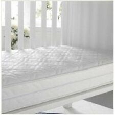 Baby Cot Bed Foam MATTRESS Quilted VARIOUS SIZES