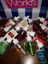 Bath & Body Works Various WALLFLOWERS HOME FRAGRANCE REFILLS You Choose Scent