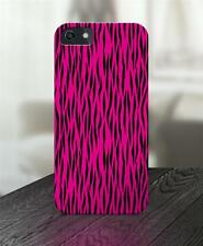 Pink Tiger Lion Lioness Leapard Cat for iPhone 5/6 or 6+ back battery Case Cover