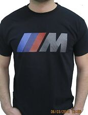 BMW M power real carbon men t shirt shirt  tee black Kurzarm