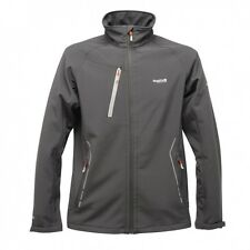 Regatta Nielson Mens Lightweight Jersey Backed Water Repellent Softshell Jacket