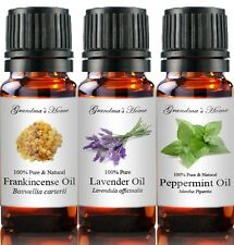 10 mL Essential Oils - 100% Pure and Natural - Free Shipping - US Seller!