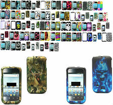 1 Snap-on Hard Case Cover Designed For Huawei T-Mobile Prism U8651/C8650 Phone