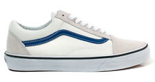 Vans Old Skool White/True Blue Skate Shoes Trainers Classic