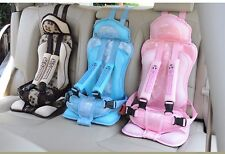 NEW Protable High Quality Safety Infant Child Baby Car Seat Toddler Carrier