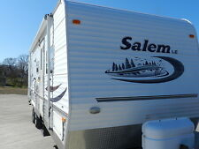 FOREST RIVER SALEM 31' CAMPER TRAVEL TRAILER BUNKHOUSE