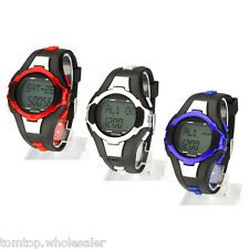 Heart Rate Monitor Sport Watch Calorie Counter Gym Fitness Sport 3 Color