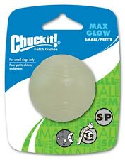 CANINE HARDWARE MAX GLOW BALL WORKS W/ CHUCKIT DOG TOY UPICK SIZE FREE SHIP USA