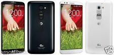 LG G2 D800 AT&T UNLOCKED 32GB Android LTE 13MP Smartphone GOOD - Black White