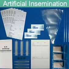 K-9 Artificial Insemination (AI ) - Canine Semen Collection Kit for Dog Breeding