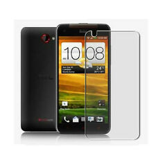 3x CLEAR LCD Screen Protector Shield for HTC X920E Butterfly SX
