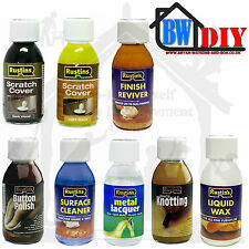 Rustins Knotting, Finish Reviver, Scratch Cover, Wax, Lacquer, Polish, Surface