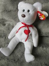TY BEANIE BABIES WITH TAGS - RETIRED BEARS & CREATURES - FOR GREYHOUND RESCUE