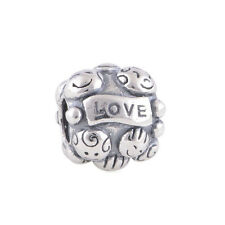 Love and Family Charm Authentic S925 Sterling silver Bead For Mom Mum / Mother