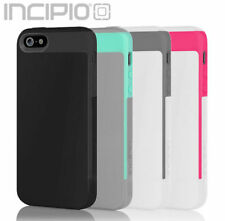 Incipio® for iPhone 5S Case, Faxion [Flexible Slim] Authentic Glossy Hard Cover