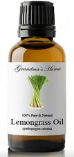 Lemongrass Essential Oil - 100% Pure and Natural - Free Shipping - US Seller!