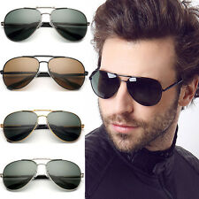 Hot Mens Fashion Aviator Travelling Sunglasses Men Cool Driving Pilot Sunglasses