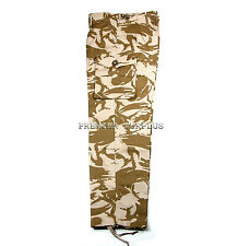 Genuine British Army Desert Camo 2000 Issue Trousers Pants, NEW