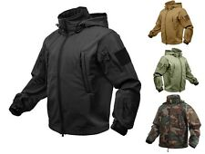 Tactical Jacket Softshell WATERPROOF Special Ops Military NEW Sizes:  XS to 4XL