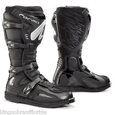 Forma Terrain Evo MX Trials Motocross Motorcycle Boots + FREE GIFT