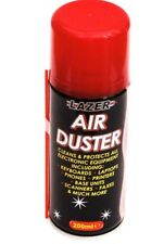 Compressed Air Duster Spray Can Cleans & Protects Laptops Keyboards
