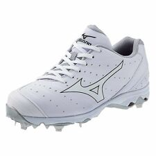 MIZUNO WOMENS 9 SPIKE SWEEP 2 2015 METAL SOFTBALL CLEATS MULTIPLE COLORS