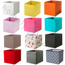 Choice Of Ikea Storage Boxes Drona Expedit Kallax Shelving Clothes Toys Books