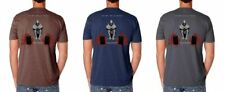 LIFT BIG OR GO HOME T-SHIRT - FOR THE GYM RAT - MENS FITNESS & WORKOUT APPAREL