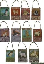 Dog Mini Hanging Sign Gift Spaniel, Pug, Westie, Collie, Cockapoo, Jack Russell