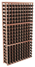 18-180 BTL Premium Redwood Wine Cellar Kits. Seamlessly Expandable Wine Cellars.