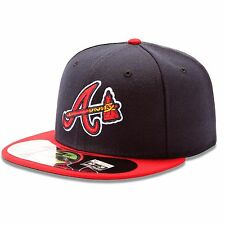 Atlanta Braves 59Fifty Authentic Fitted Performance Alternate MLB Baseball Cap