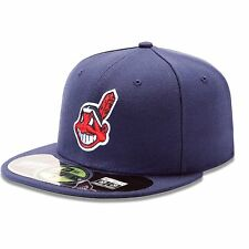 Cleveland Indians 59Fifty Authentic Fitted Performance Alternate 2 MLB Baseball