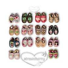 Baby shoes first walker shoes baby leather slippers slippers Krabbelschläppchen