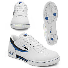 NEW AUTHENTIC MEN'S FILA ORIGINAL FITNES 11F16LT-162 white/royal/black
