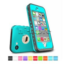 Newest Atomic Waterproof Shockproof Touch ID Durable Case Cover for iPhone 5G 5S